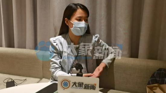 上海维权女车主请特斯拉到事发路段实地测速