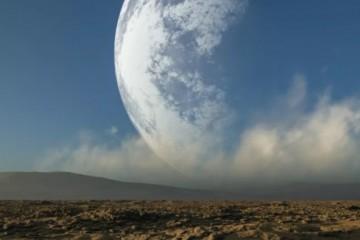 如果月球与地球的距离减半会发生什么