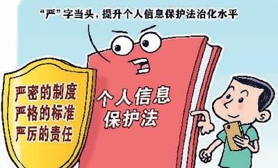 人民日报海外版个人信息保护有了安全锁